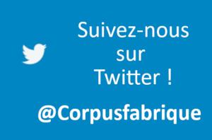 Suivez-nous sur Twitter !